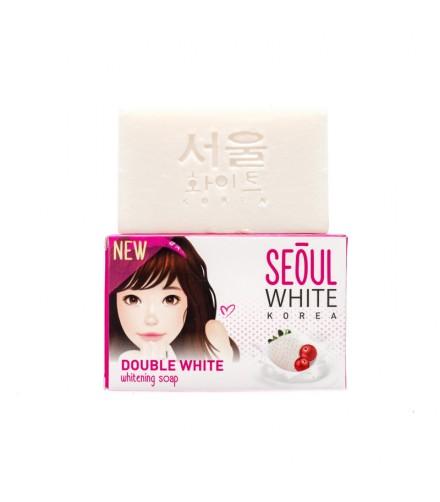 Double White Whitening Soap