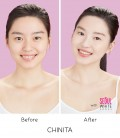 Instant White Tone-Up Whitening Cream 20G Tube
