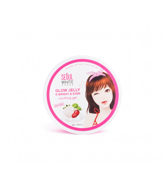 Glow Jelly K-Bright & Even Soothing Gel 300ml